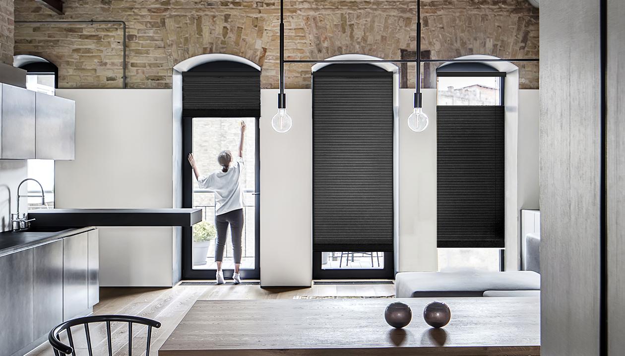 Duette®, ideaal voor kleinere ramen.