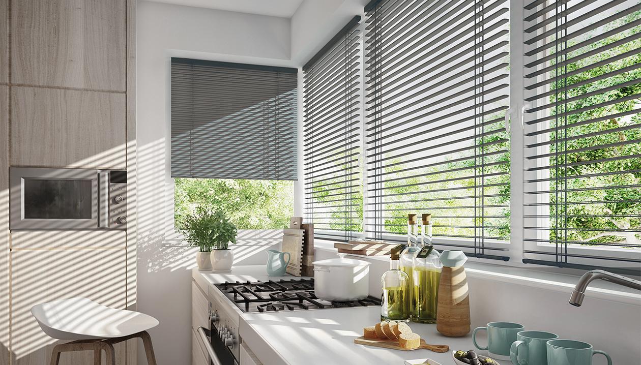 De Megaview® een speciaal effect in uw interieur.