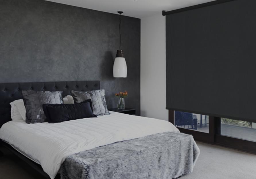 Black-out doeken zijn ideaal voor slaapkamers.