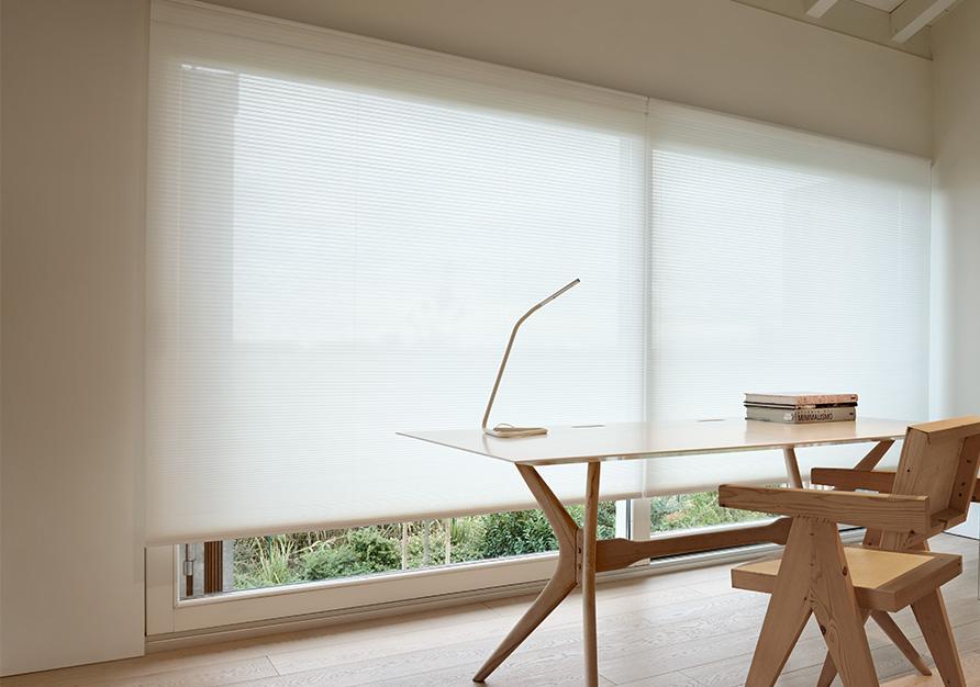 Duette® est le type de protection solaire le plus économe en énergie.