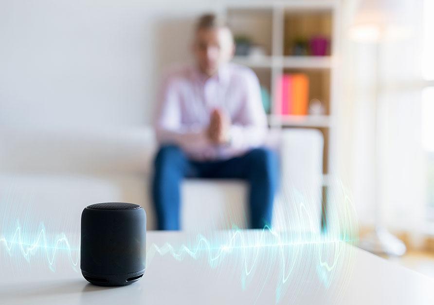 Connectez vos stores au système de votre maison intelligente.